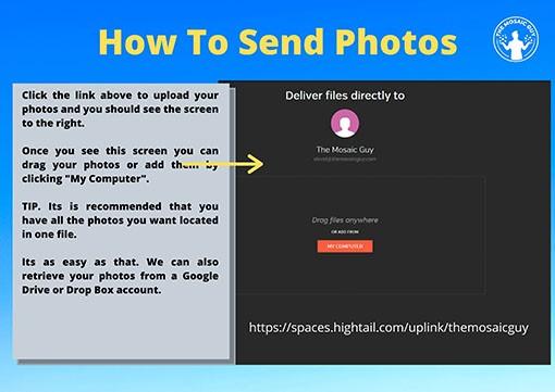 How to Send Photos