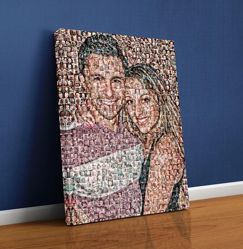 Couples Love Mosaic